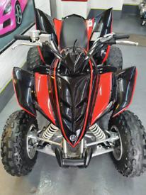 Quad Bike - 2009 YAMAHA Raptor 350cc