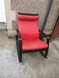 Ikea rocking chair. Good condition. Delivery available