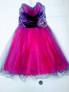 Fun and bouncy party dress