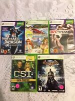 Xbox 360 video games $15 each