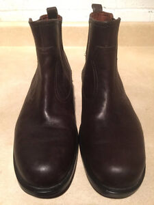 Men's Rockport Brown Slip-On Shoes Size 7.5 London Ontario image 2