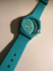 Brand new teal watch