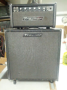 Traynor Tube Bass Amp