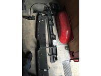 Vw crafter rear bumper