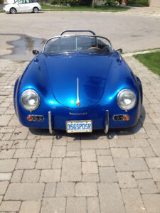 1956 Porsche 356 Rep Convertible