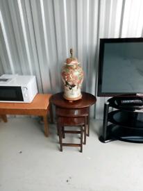 Large lamp base