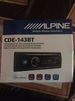 CD/USB Receiver with Bluetooth for sale