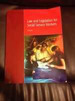 Law and Legislation for Social Service Workers