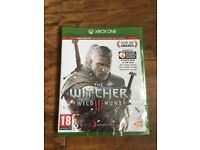 The Witcher 3 Xbox One New, sell/swap