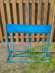 Vintage  Toronto Star Bike rack