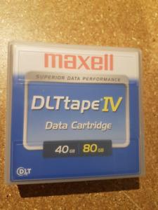 Maxell DLT IV NEW OEM