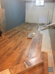 Need basement finished (somewhat) Cambridge Kitchener Area image 1
