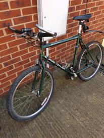 "Claud Butler Enduro Mountain Bike 21"" Frame"