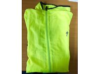 Specialized Lightweight Cycling Jacket Size M