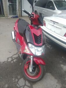 2007 Kymco Scooter 50 cc