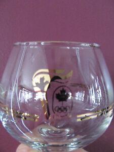 Vintage 1988 Olympic glasses Cornwall Ontario image 2