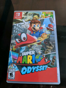Mario ODYSSEY & Arms for Nintendo Switch
