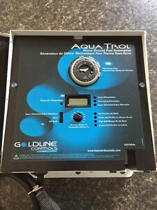 200 - Hayward Aqua trol - Chlorinator Display Module Only- OBO