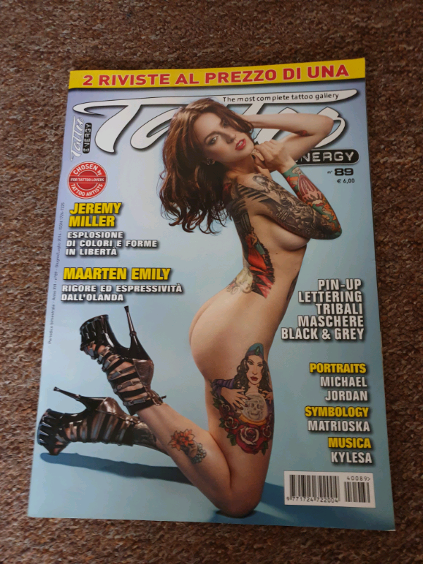 Tattoo magazines | in Northampton, Northamptonshire | Gumtree