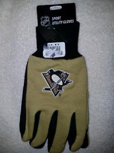 Gloves---Pittsburgh Penguins