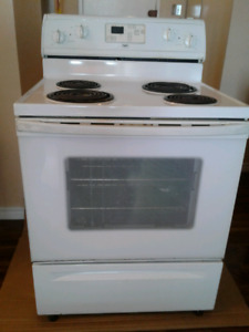 Coil stove and fridge for sale.$150.00 for both