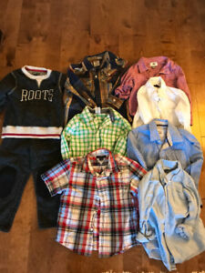 Boys 4T Roots, Gap, Tommy