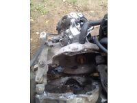 Corsa c 2005 1.2 gearbox f13 in very good working condition only 50k 07594145438