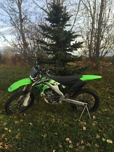 2009 kx 250f up for grabs