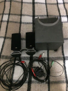 sound system for home audio system