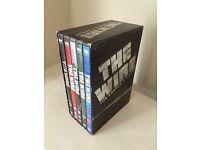 THE WIRE Complete DVD Boxset