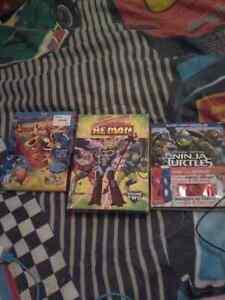 Cartoon movie lot