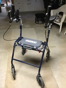 New Mobility Walker With Forearm Rests/Good Quality