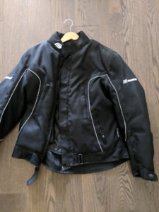 Size Small women's motorcycle jacket