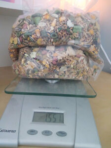 1.5kg of Hamster Food