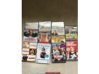 Comedy DVDs x 12