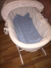 BABY COT - GREAT CONDITION