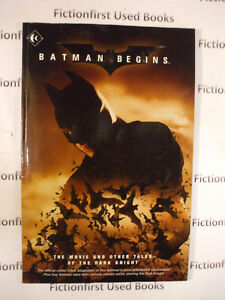 "Graphic Novel: ""Batman Begins"""