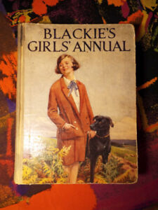 BLACKIE'S GIRL'S ANNUAL (book)