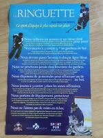 Join Ringette Fastest Game on Ice