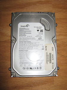 Seagate Barracuda 80GB HD