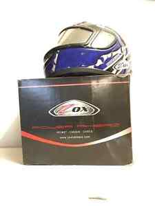 Zox Dot skidoo helmet for sale size medium 7-7 1/8 St. John's Newfoundland image 3