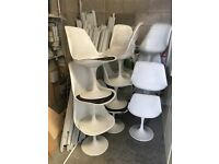 Restaurant fast food dinning chairs