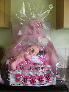 Gift baskets available for $10!