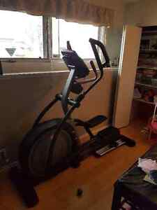 Awesome Nordic Track E11.7 Elliptical Trainer