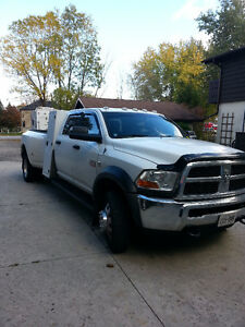 2011 Dodge Power Ram 5500 cloth Pickup Truck