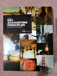 Accounting Volume 2 - 4th edition