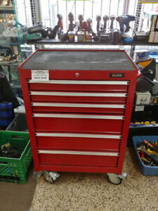 U-LINE 6 DRAWER TOOL CABINET ON SALE AT ABC EXCHANGE PAWNBROKERS