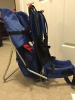 Child carrier- backpack