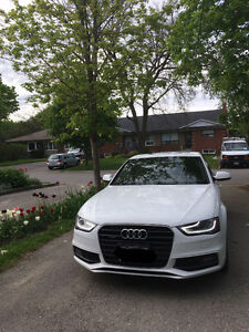 2014 Audi A4 SPORT Quattro- FULLY LOADED