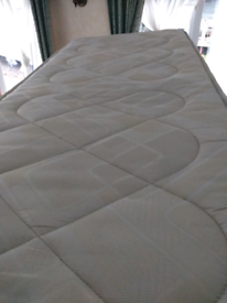 Single divan bed with storage underneath 2'6 x 6 foot